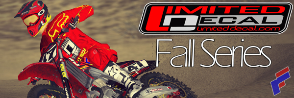 2012 Limited Decal Fall Series