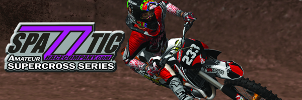 2013 Spazztic Amateur Supercross Series