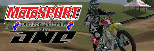 2013 Motosport Outdoor Nationals presented by One Industries