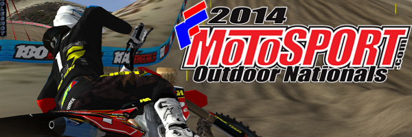2014 Motosport Outdoor Nationals presented by One Industries
